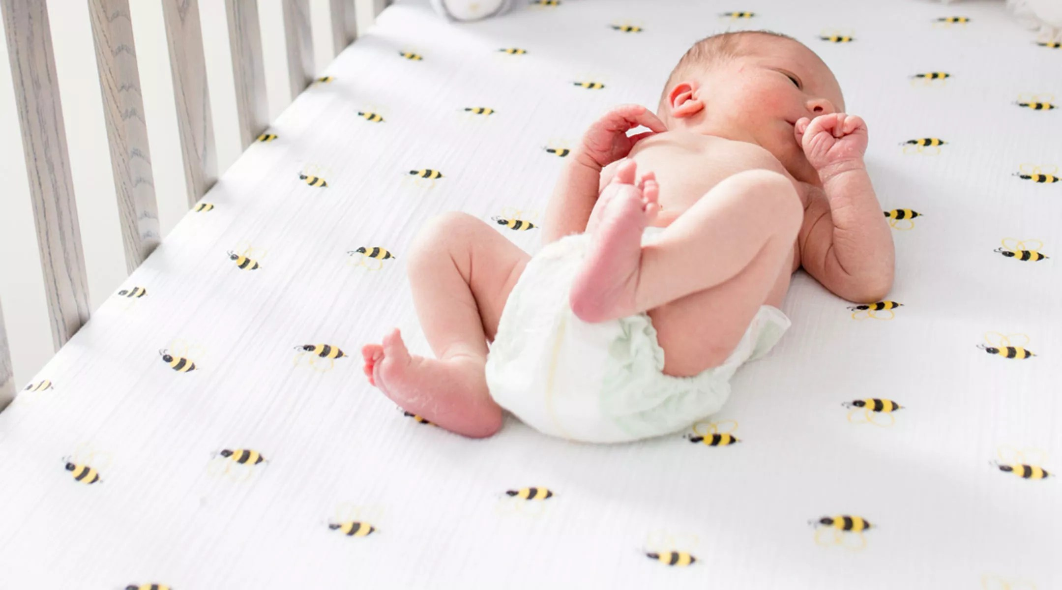 Newborn Sleep Best Sleep Positions For A Newborn