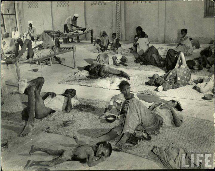 25 Photos Of Partition Of India And Pakistan That Are so powerful