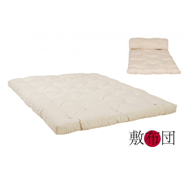 Original Japan Futon 120x200 Natural 100 Cotton - Futon Matratze 120x200