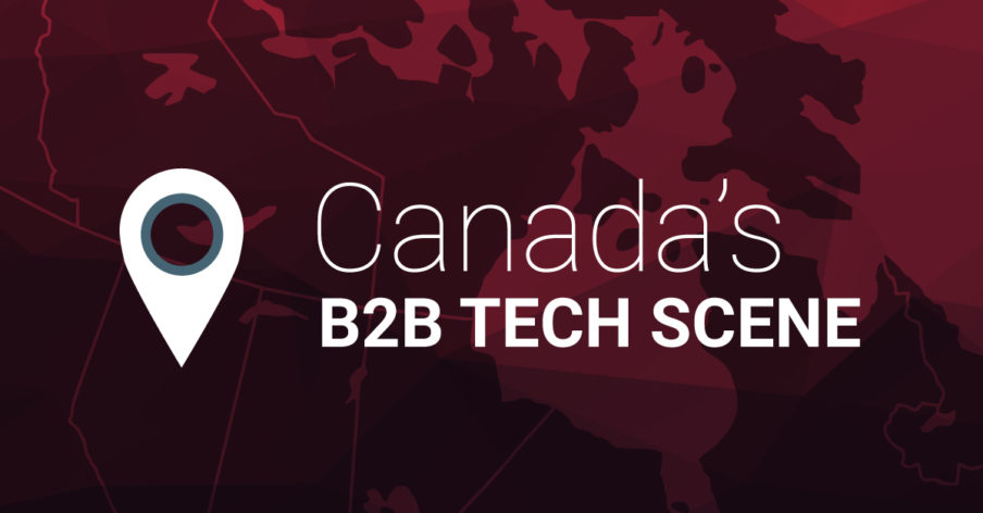 The State of B2B Canada Tech in 2017 G2 Crowd