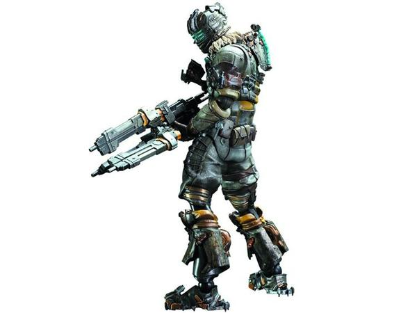 Smiley Girl Wallpaper Gallery Dead Space 3 Pulse Rifle