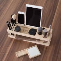 Beauty Station Makeup Organizer with Docking Station ...
