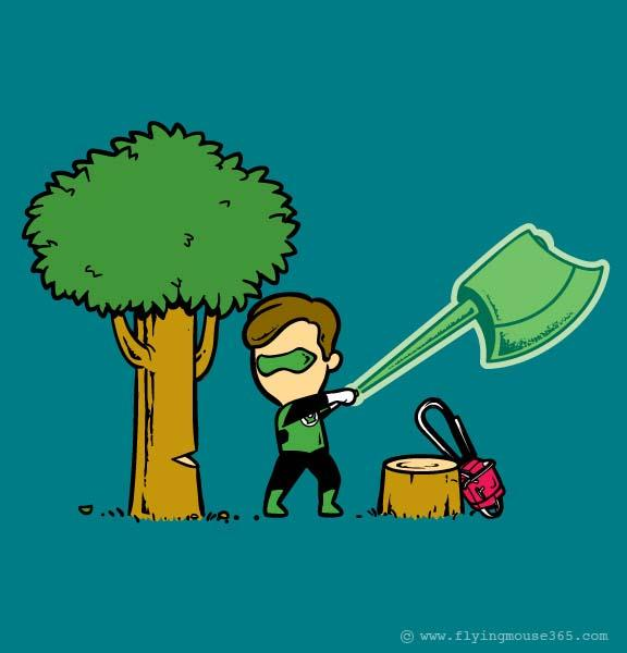 T Shirt Wallpaper Hd The Part Time Jobs Of Superheroes Illustration Series Part