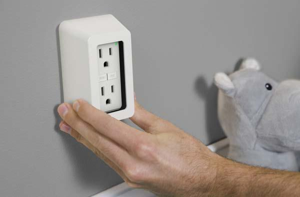 Smart Outlet Breaker Wall Socket Turns Any Outlet Into Gfci Outlet