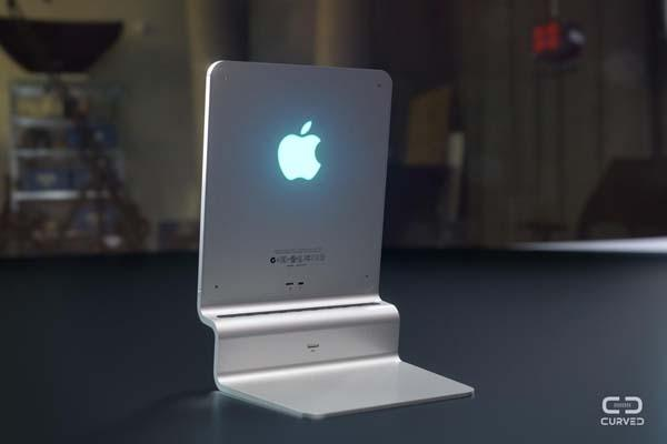 Design Lamp Lamp The Futuristic Imac Concept Pays Tribute To Original Macintosh | Gadgetsin