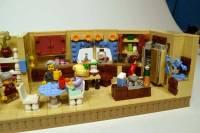 The Golden Girls Living Room and Kitchen LEGO Set | Gadgetsin