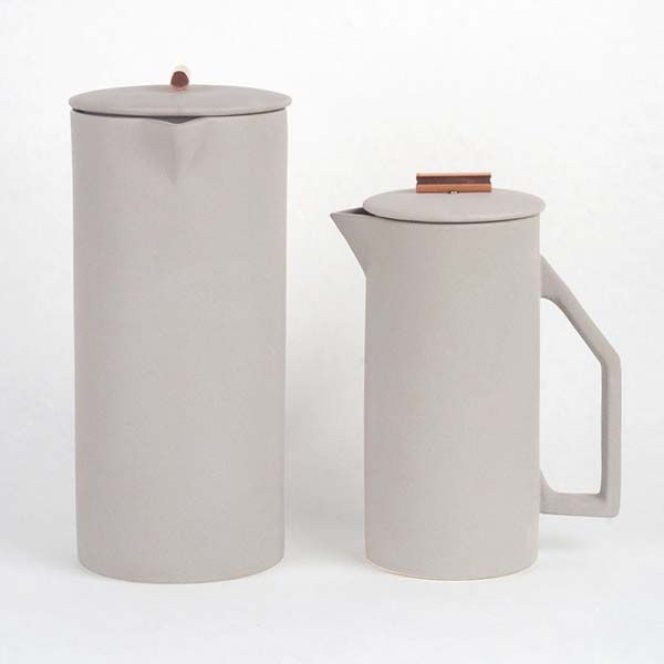 Table Pour 2 The Ceramic French Press Pot Lets You Brew Your Favorite