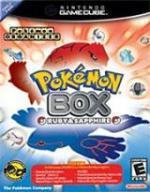 GameCube Pokemon Box Ruby And Sapphire