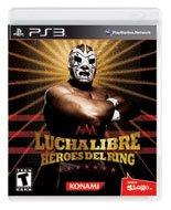Lucha Libre Aaa Lucha Libre Aaa Heroes Of The Ring Playstation 3 Gamestop