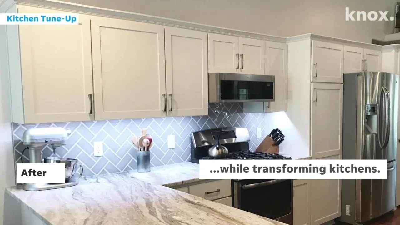 Kitchen Design Store Knoxville Tn Knoxville Couple Opens Franchise Of Kitchen Tune Up
