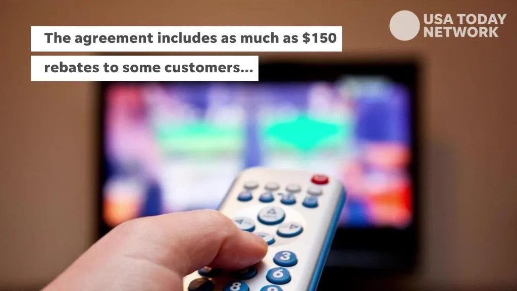 Charter Spectrum settlement How to get your refunds and free channels