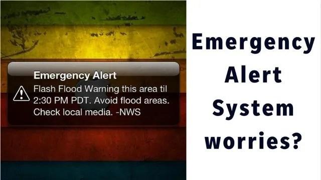 Emergency alert false alarm for Morris County Optimum cable viewers