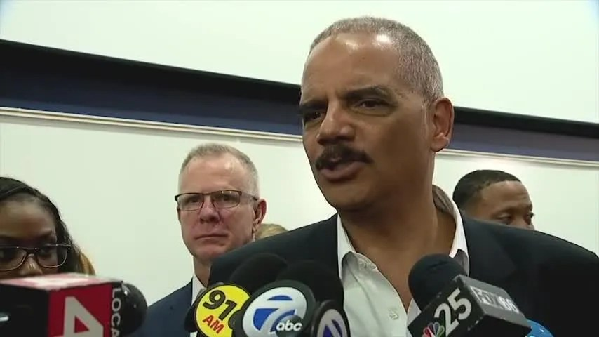 Holder Bomb Threat Won39t Affect His Public Life