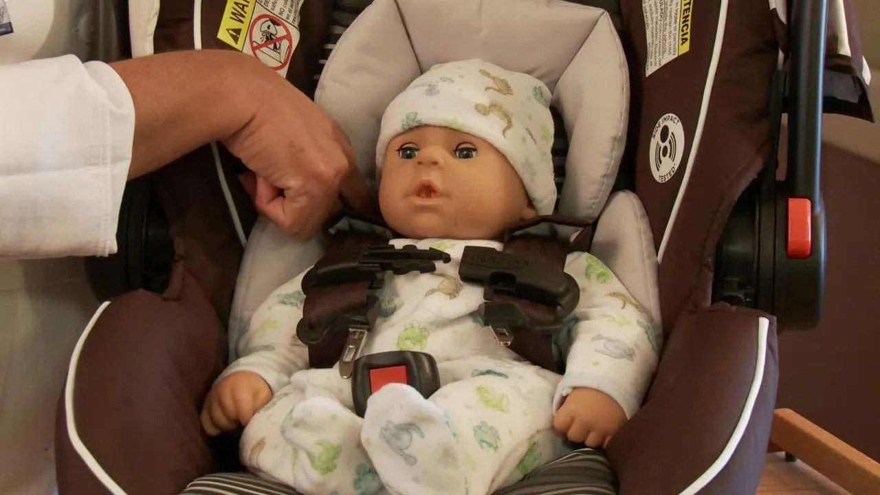Rear Facing Car Seat Law Nj Video Car Seat Safety