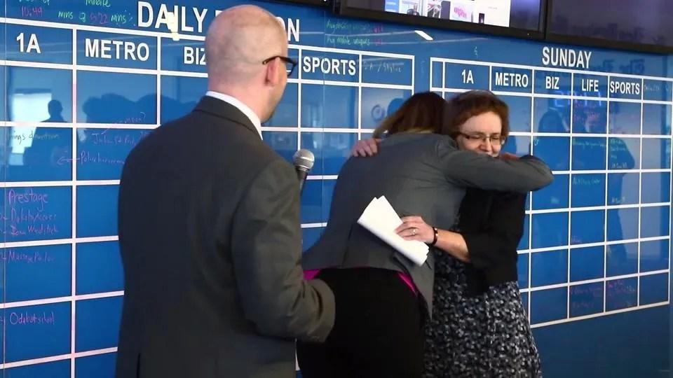 Des Moines Register names new executive editor