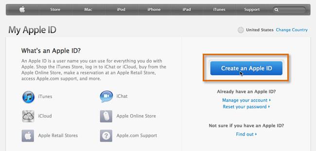 Creating an Apple ID Tutorial at GCFLearnFree