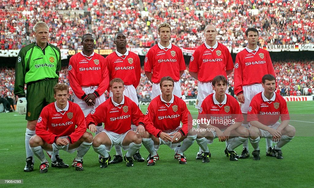 26th May 1999 Uefa Champions League Final Barcelona