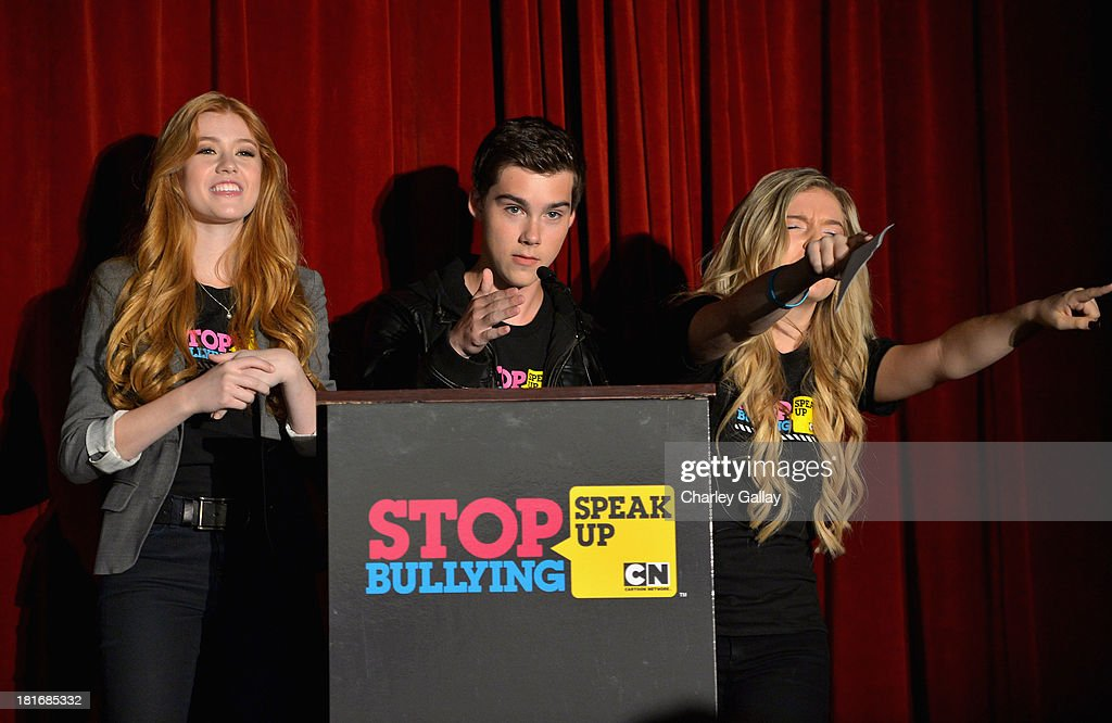 Stop Bullying Stock Fotos Und Bilder Getty Images