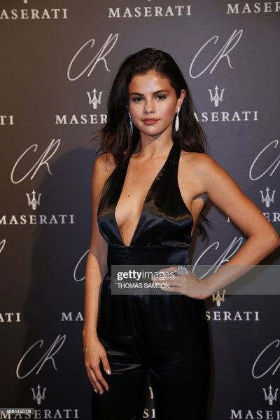 US actress and singer Selena Gomez attends the Carine Roitfeld Party... News Photo | Getty Images