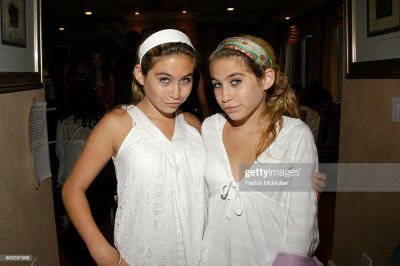Ally Kaplan and Lexi Kaplan attend BOBBY AND JILL ZARIN'S 4TH OF JULY... News Photo | Getty Images
