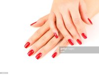 Painting Fingernails Stock Photos and Pictures | Getty Images