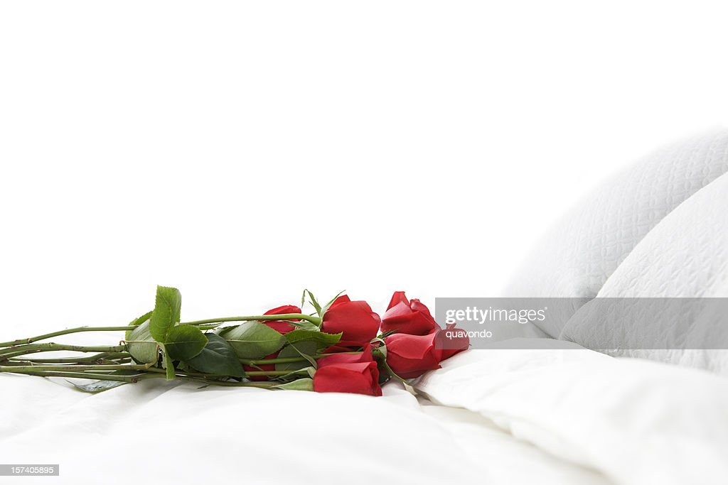 Tagesdecke Bett Samt Rosen Bett Stock Fotos Und Bilder Getty Images
