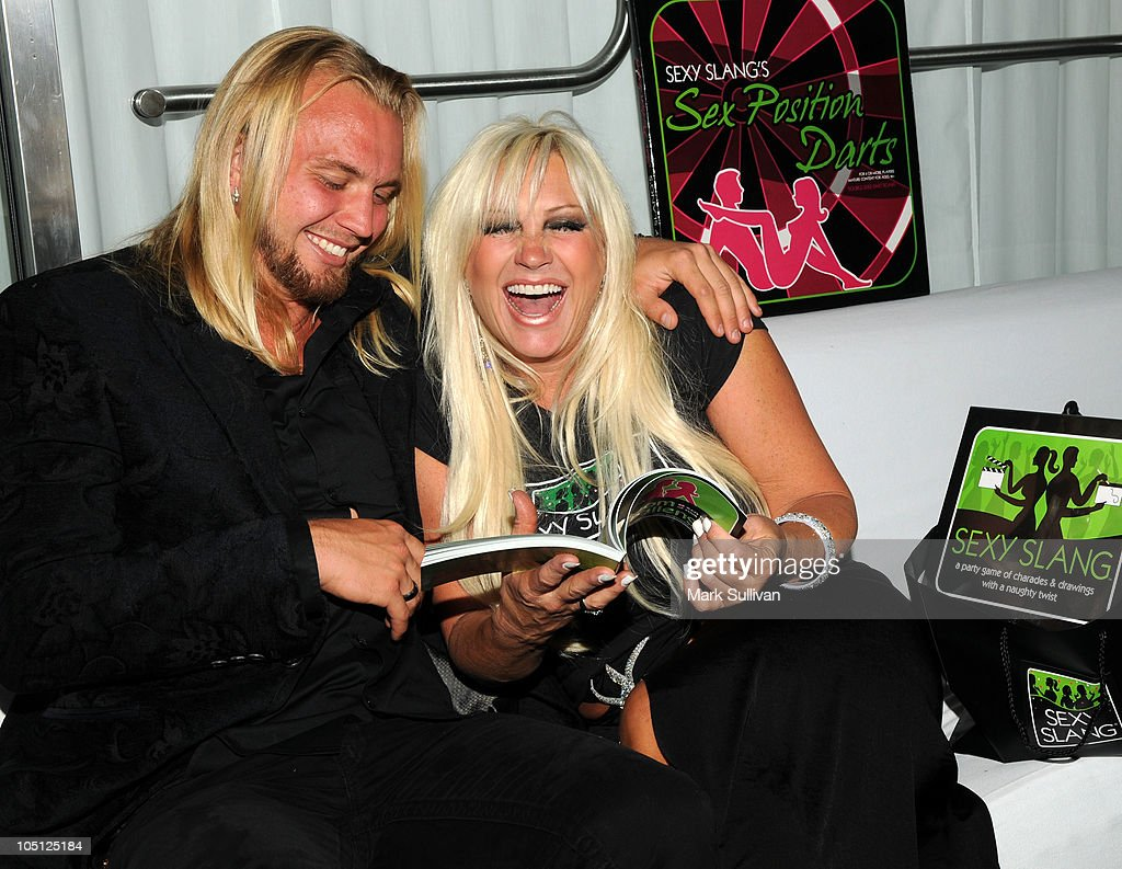 Charlie Hill Hogan Sexy Slang 39s Bedroom Challenges Book Tour Party Getty Images