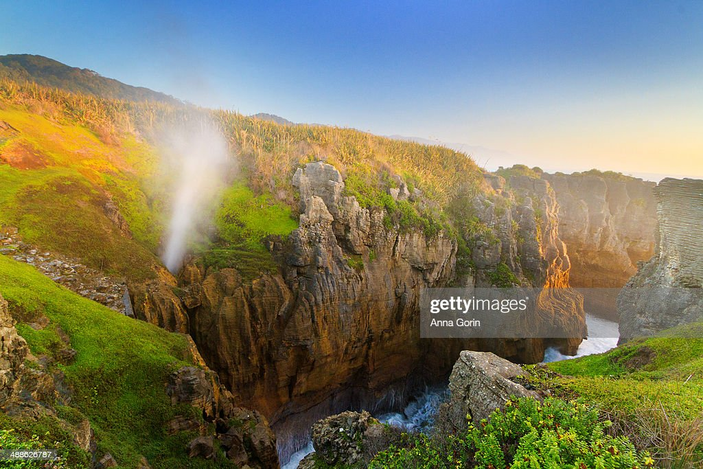 Paparoa National Park Stock Photos And Pictures Getty Images