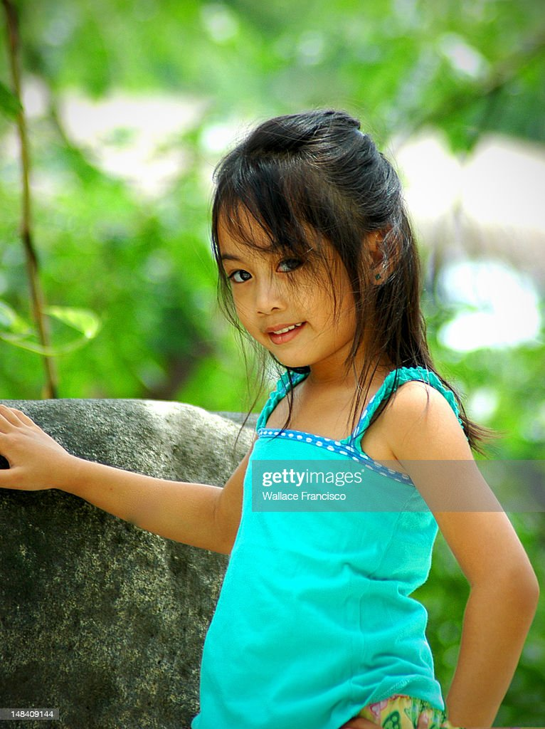 Sofa Lang Filipino Pre Teen Girl Stock Photos And Pictures | Getty