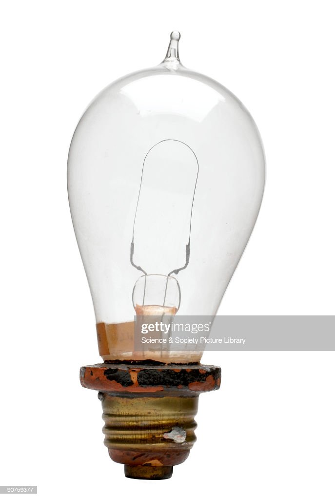 Glühbirne Usa Thomas Edison Stock Photos And Pictures | Getty Images