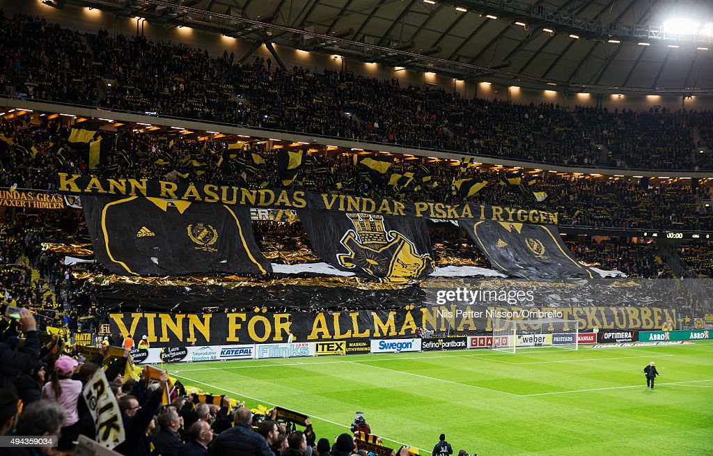Aik Fotboll Stock Photos and Pictures | Getty Images