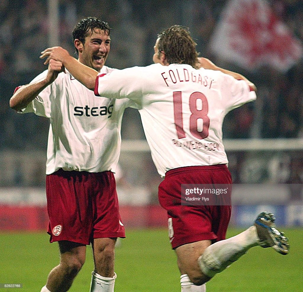 2 Bundesliga 04 05 Essen Rot Weiss Essen Eintracht Frankfurt News Photo Getty Images