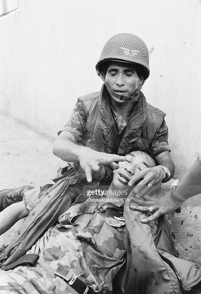 General Nguyen Ngoc Loan, chief of the Republic of Vietnam National... News Photo | Getty Images