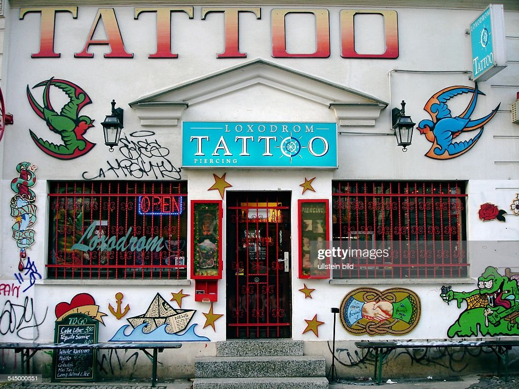 Tattoo Berlin Prenzlauer Berg Germany Berlin Prenzlauer Berg Tattoo Shop Loxodrom At