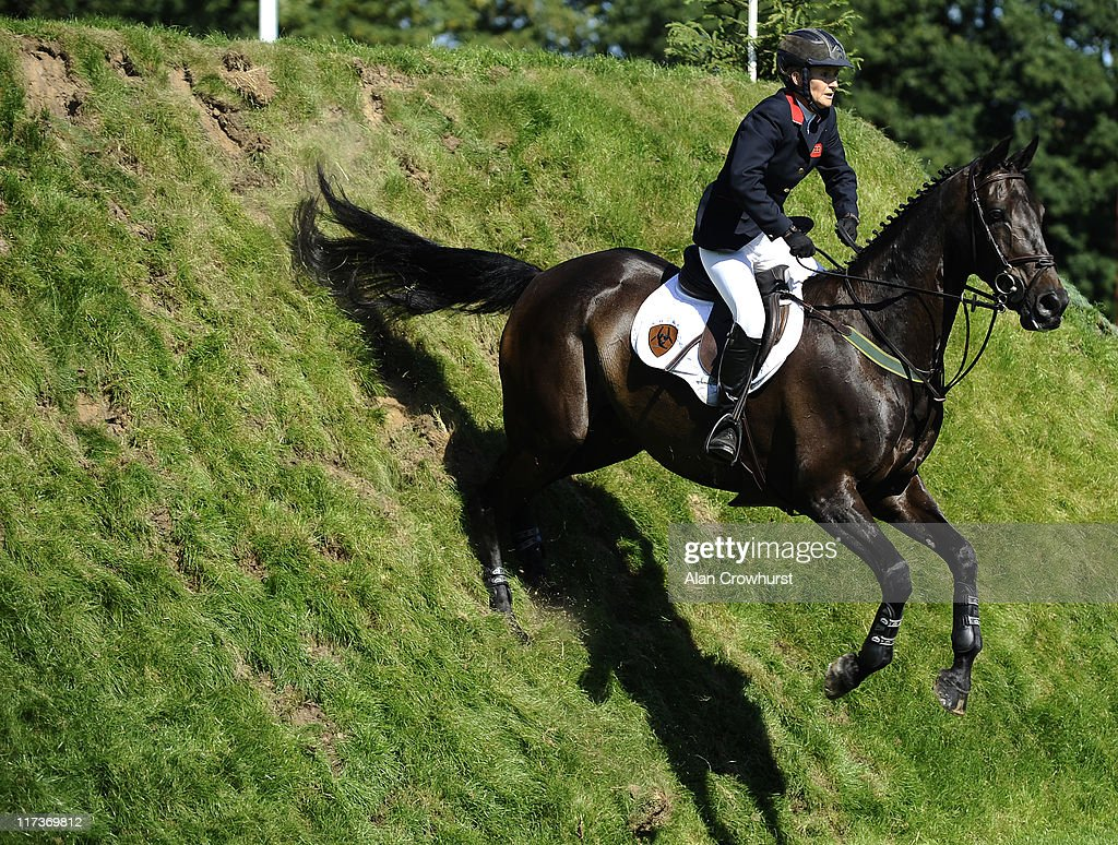 Great Britain39s Tina Fletcher Riding Promised Land Win The