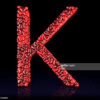 Letter K Stock Photos and Pictures | Getty Images