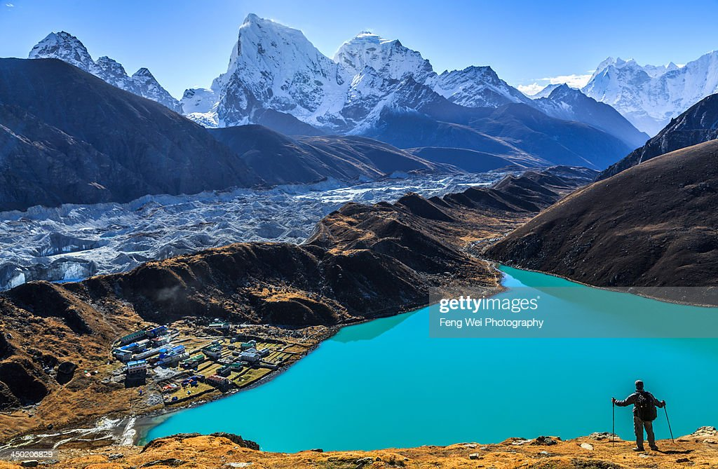 Hd Standard Wallpaper Mt Everest National Park Stock Photos And Pictures Getty