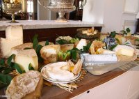 Italian Cheese Plate Stock Photo | Getty Images