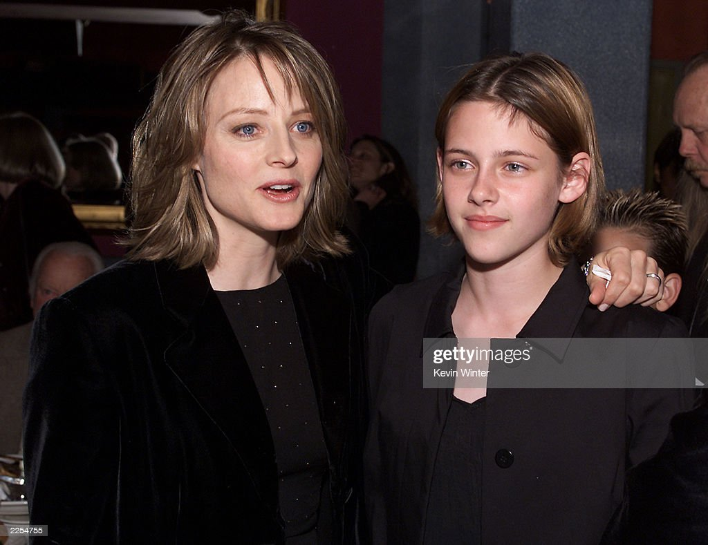 New Kisten Regal Room Jodie Foster And Kristen Stewart At The Premiere Of 39panic