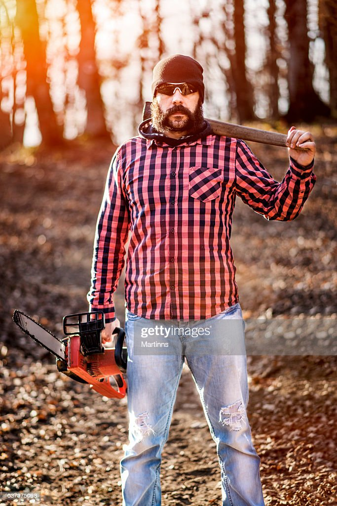 Lumberjack Stock Photos and Pictures | Getty Images