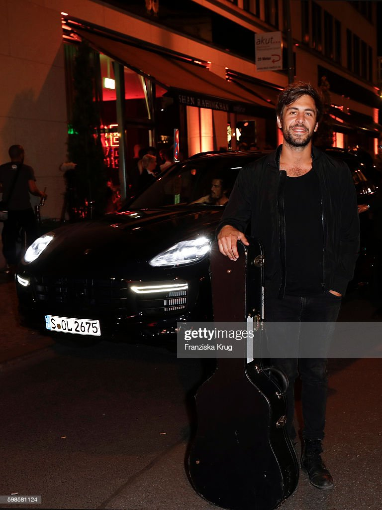 Shan Rahimkhan Berlin Max Giesinger Attends The True Berlin By Shan Rahimkhan Event On... News Photo - Getty Images