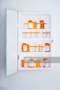 Medicine Cabinet Stock Photo | Getty Images