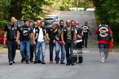Hell's Angels In Poland | Getty Images