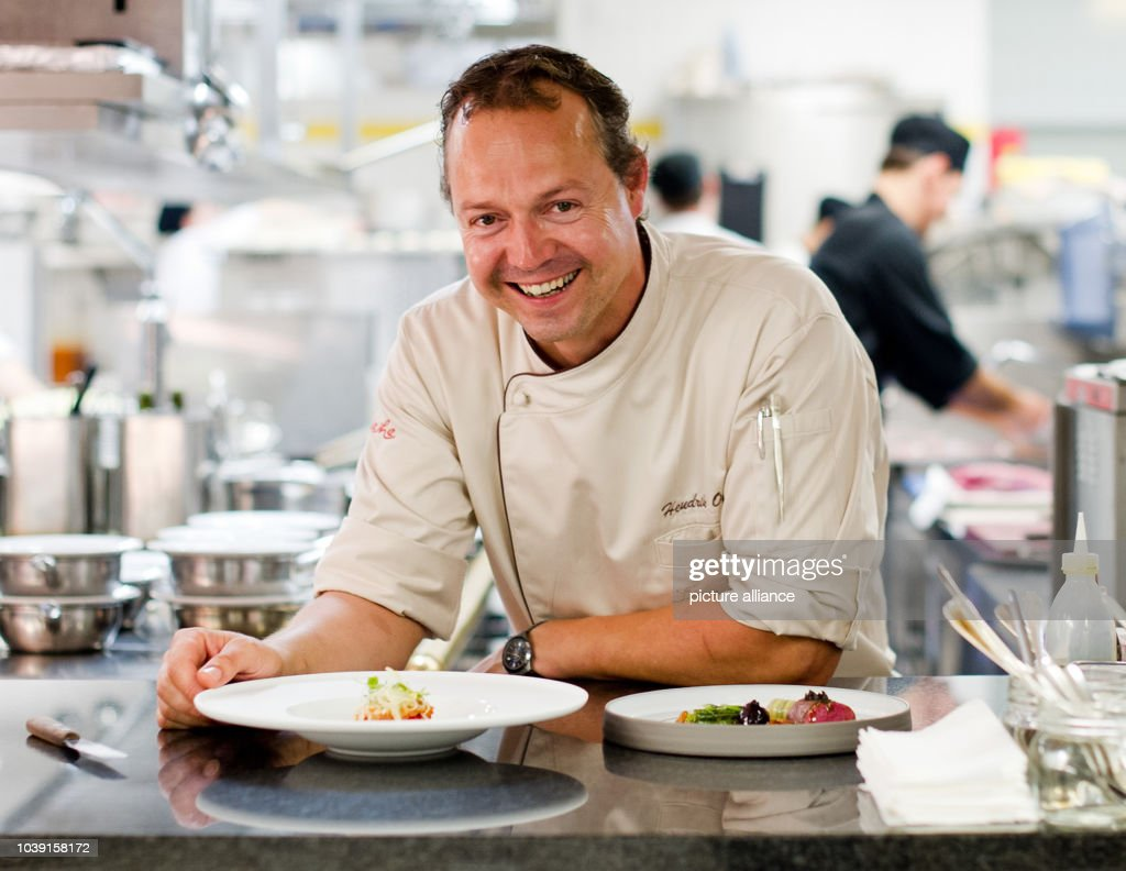 Adlon Esszimmer Michelin Star Chef Hendrik Otto Pictures Getty Images