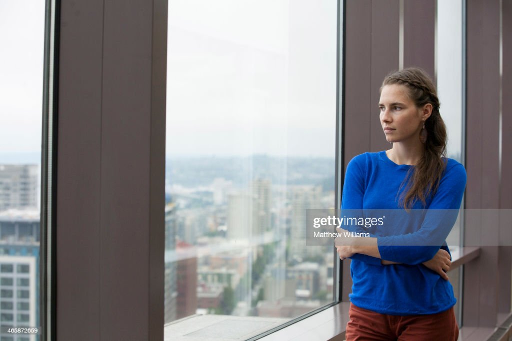 Amanda Knox Stock Photos And Pictures Getty Images