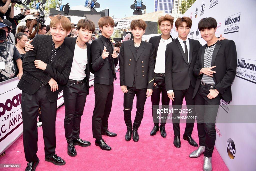 Billboard Music Awards Magenta Carpet Foto E Immagini