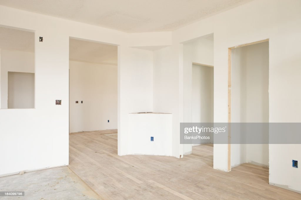 Drywall Stock Photos And Pictures Getty Images