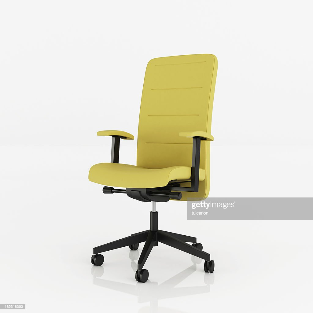 Büro Sessel Büro Sessel Mit Clipping Path Stock Foto Getty Images