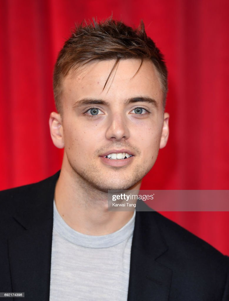 Glaspool Parry Glasspool Attends The British Soap Awards At The Lowry
