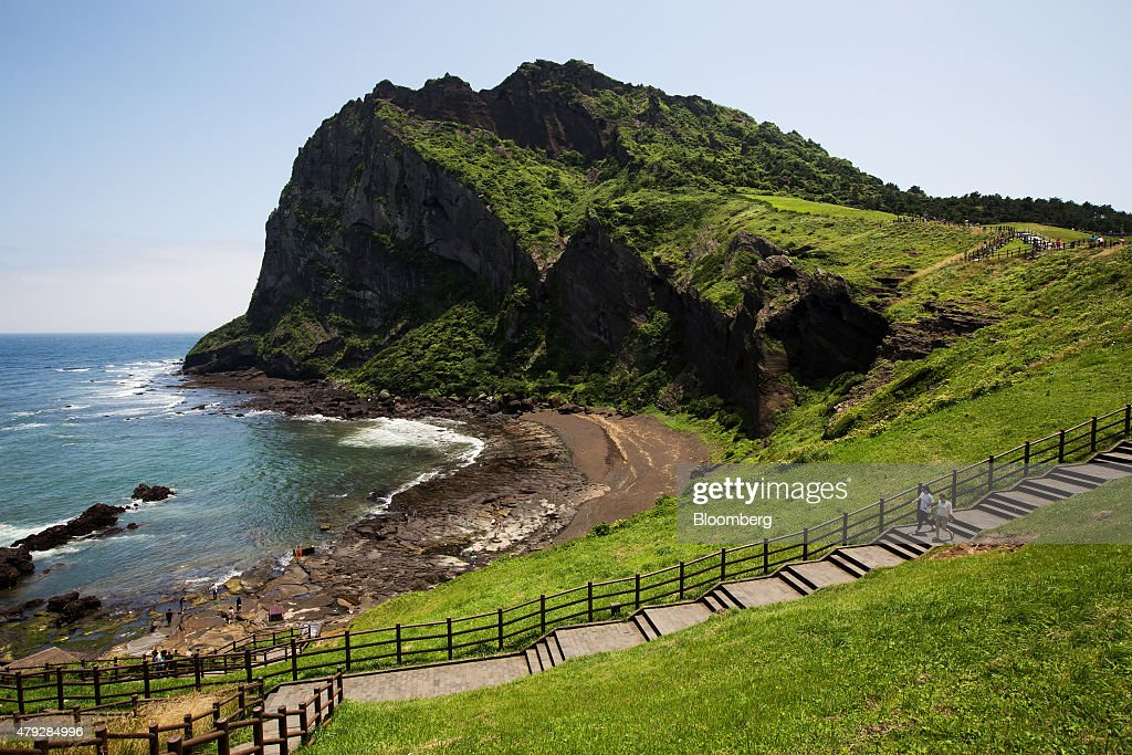 Jeju Island Stock Photos And Pictures Getty Images
